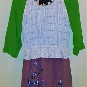 Anthropologie Moulinette Soeurs 6 Boho Dress